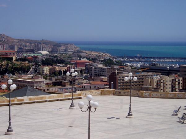 Bastione Saint Remy e Terrazza Umberto I - Cagliari