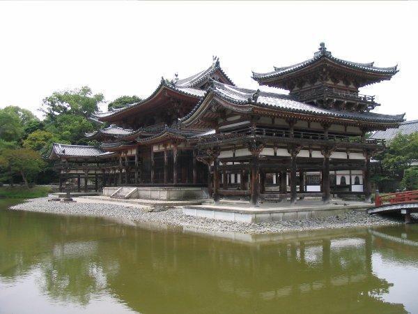 Byōdō-in - Uji