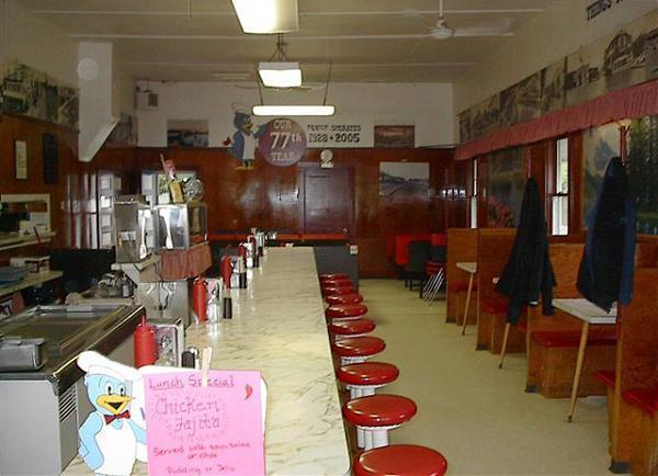 Bluebird Cafe Long Beach