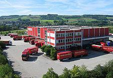 Emons spedition gmbh bayreuth branch for Depot bayreuth