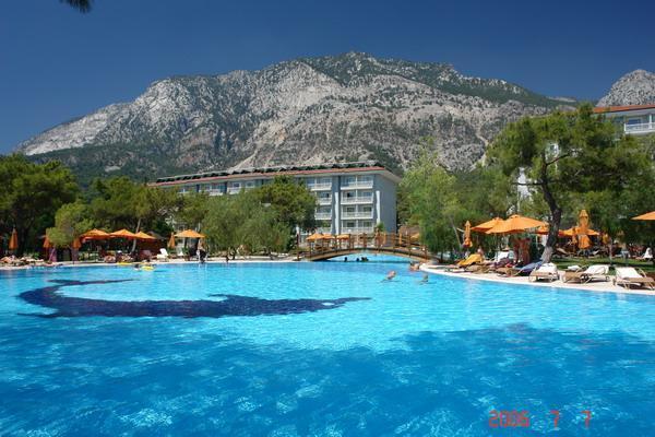 Hotel Akka Бельдиби) Booking.com (Турция - Antedon