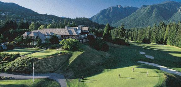 Capilano Golf And Country Club West Vancouver