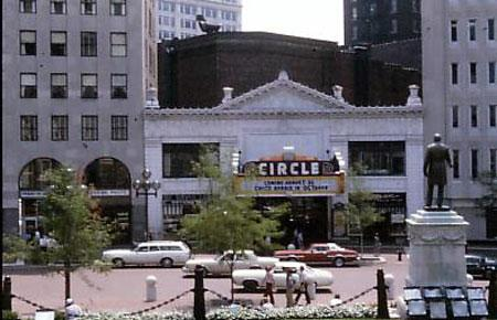 Hilbert Circle Theatre History Hilbert Circle Theatre