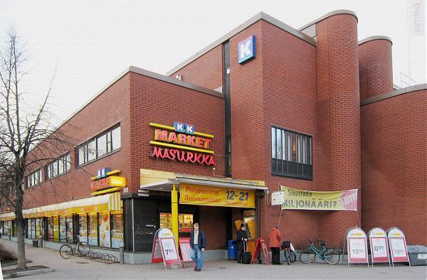Kmarket Tampere