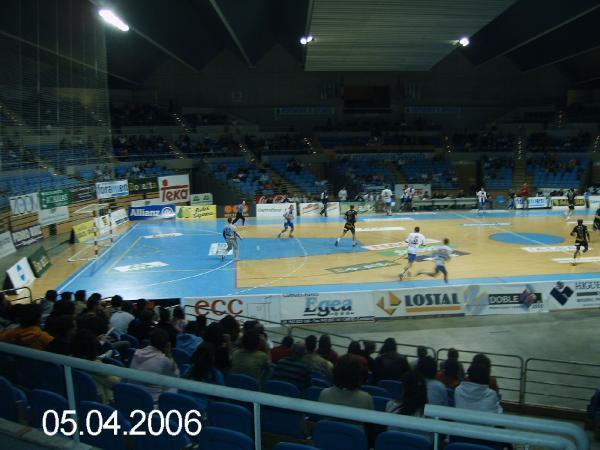 Palacio de deportes de santander santander - Pabellon de deportes de madrid ...