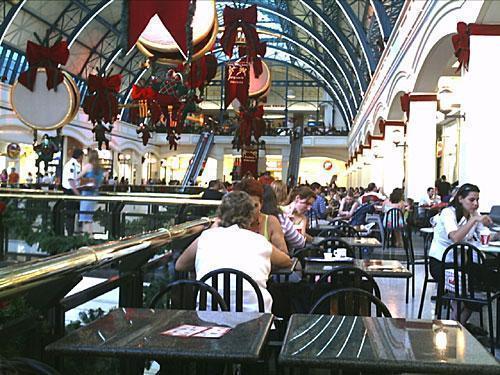 Iguatemi Porto Alegre Shopping Mall Porto Alegre