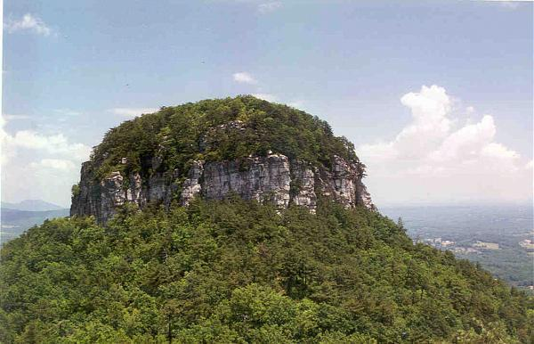Pilot Mountain (NC) United States  City pictures : mountain , park , landmark , interesting place