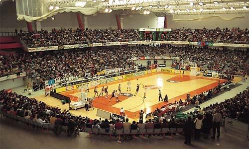 Palacio de los deportes de la guia - Pabellon de deportes madrid ...