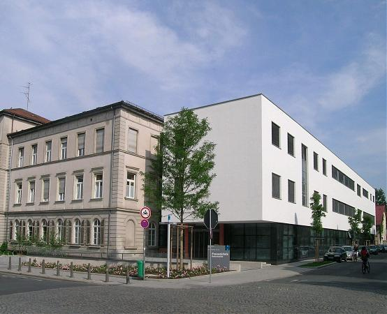 Siemens Sportzentrum Erlangen