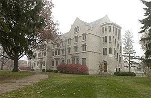 Elliott Hall - Muncie, Indiana