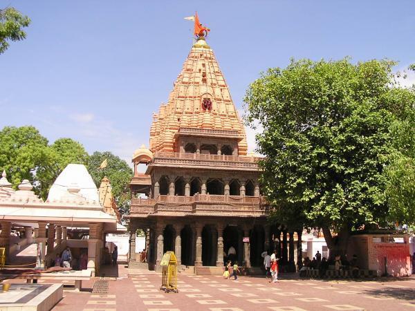 Image result for ujjain mahakal temple