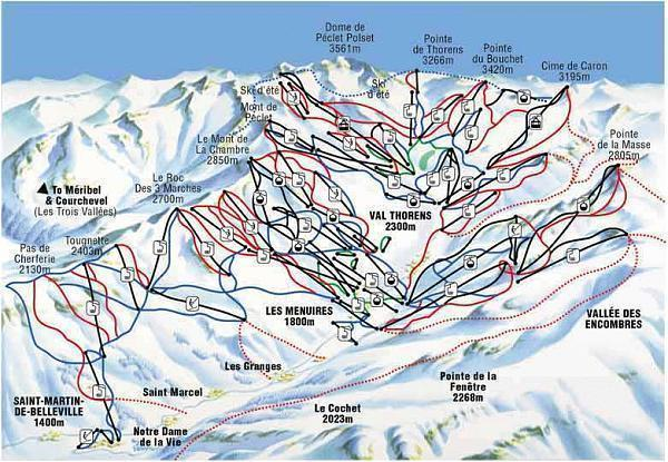 Thorens Ski Area