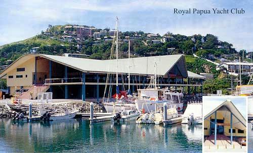 Royal Papua Yacht Club Rpyc Port Moresby