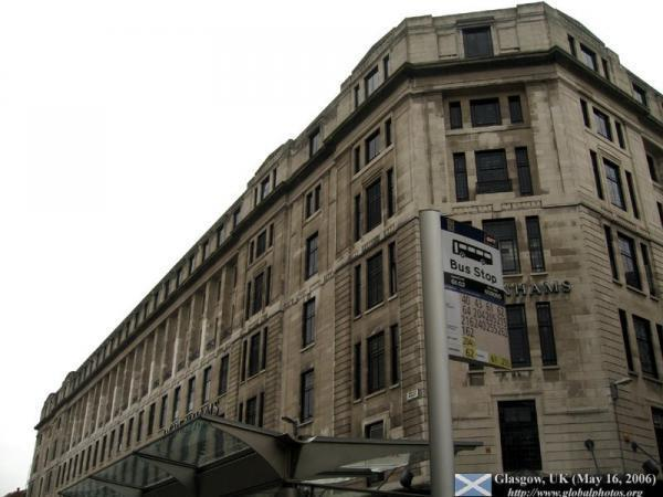 Lewis S Building Glasgow