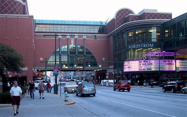 City Center Mall Indianapolis Movie Theater