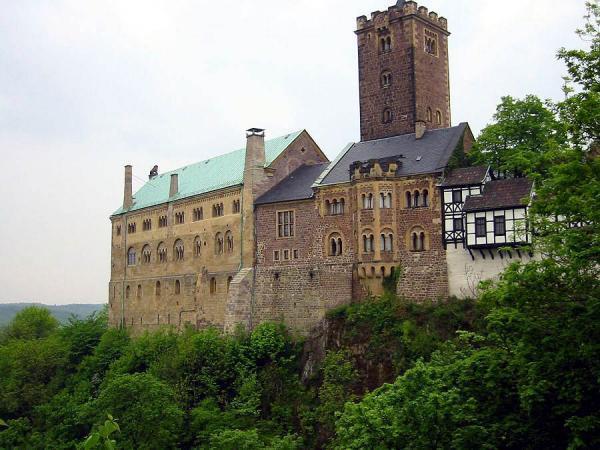ヴァルトブルク城の画像 p1_34