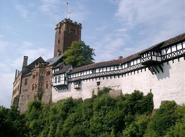 ヴァルトブルク城の画像 p1_22
