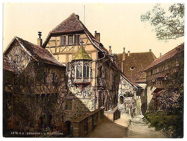 ヴァルトブルク城の画像 p1_31