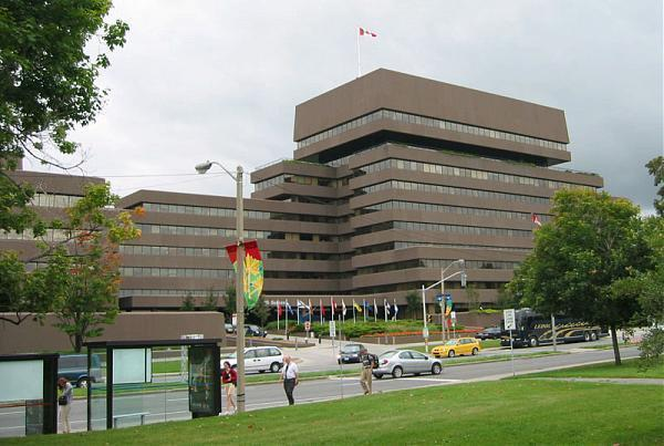 Lester B Pearson Building Foreign Affairs And