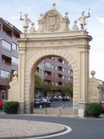 Puerta de madrid segovia - Puerta de segovia ...