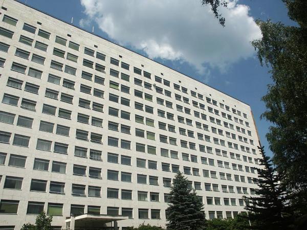 Приемное отделение больницы им.кабанова