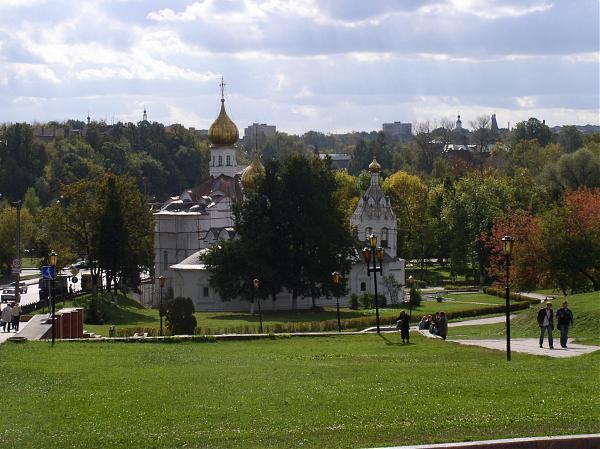 Stadt großstadt golden ring of russia en