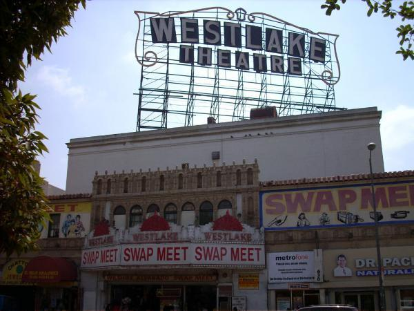 swap meet in downtown los angeles
