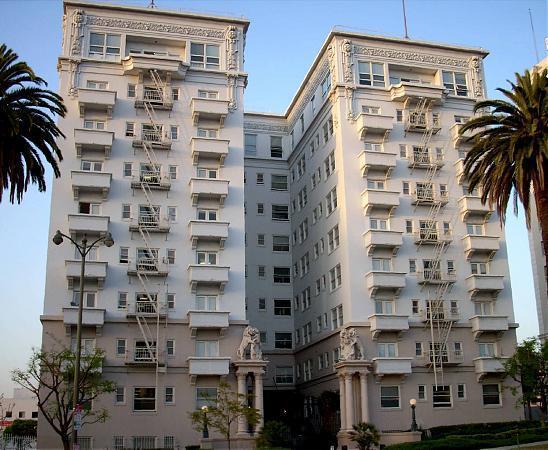 The Bryson Apartments - Los Angeles, California | NRHP ...