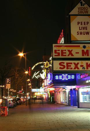 reeperbahn sex theater
