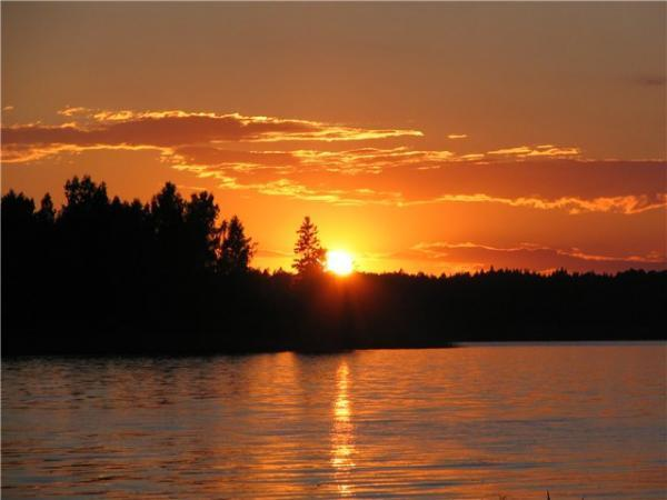 рыбалка на озере перетно
