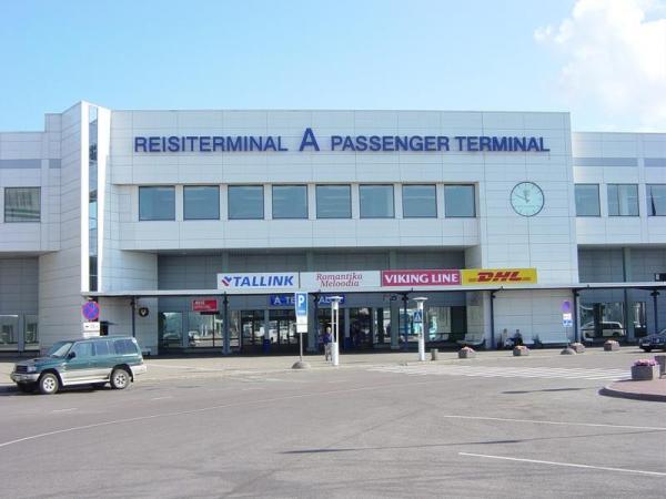 viking line terminal tallinn