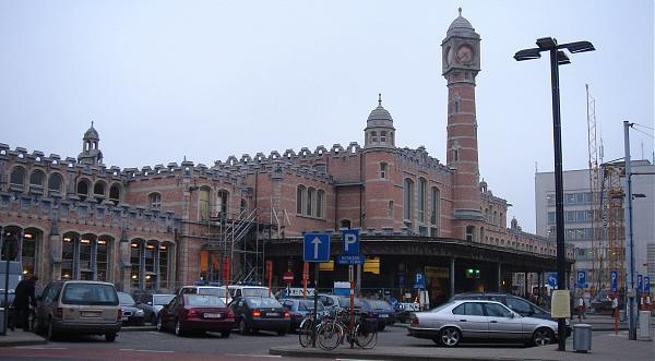 Gent St Pieters Au Centre Ville