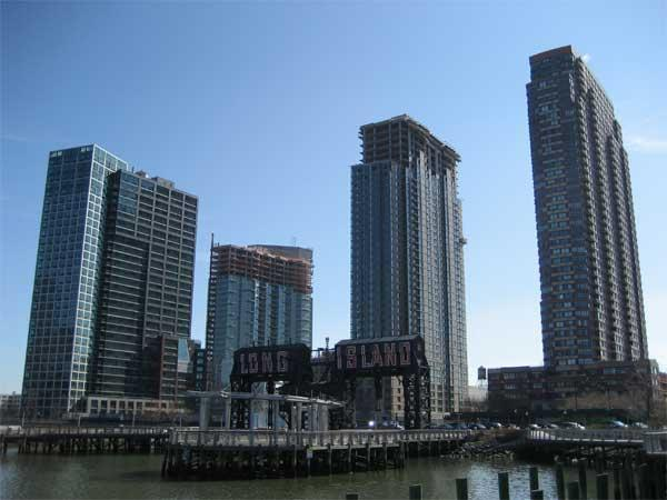 Arquitectonica Residential Development Queens West Long Island City NY