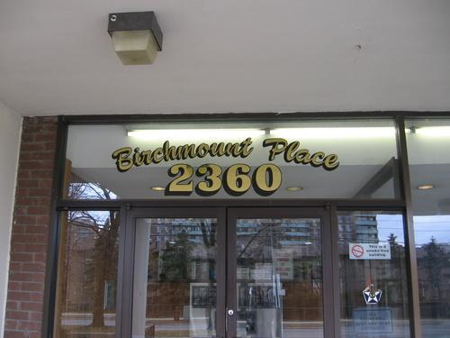 Birchmount Place Apartment (2360 Birchmount Road)