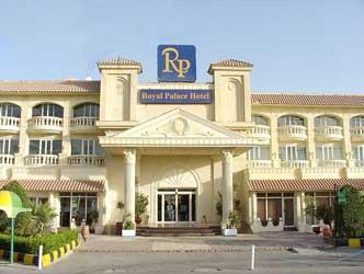 Hotel Royal Palace Hurghada Egypt