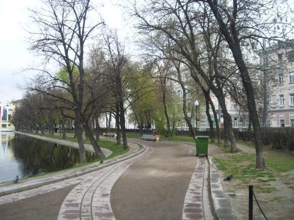Bulevar de charcas claras mosc for Charcas de jardin