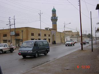 World iraq al basrah az zubayr 1 کلم من المركز