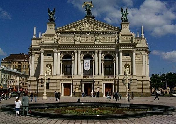 Опера театр театр балета пам ятка