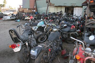 Suzuki Motorcycle Salvage Parts Uk