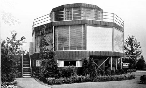 The House Of Tomorrow 1933 World 39 S Fair Home In Beverly