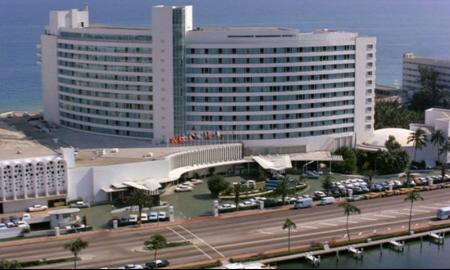 Fontainebleau Hotel Miami Beach Florida