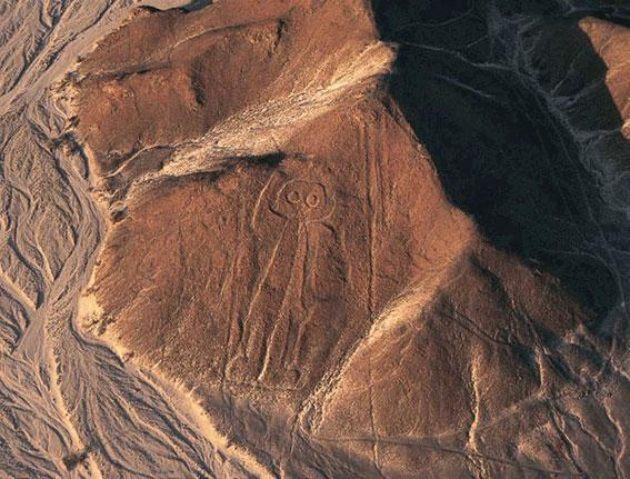 Nazca Astronaut