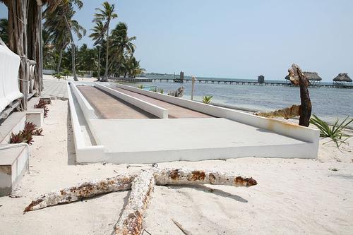 Fido's Sandbar South  |Fidos San Pedro Belize