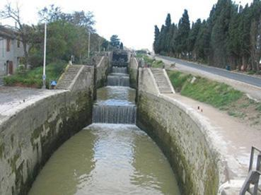 Image result for canal du midi locks