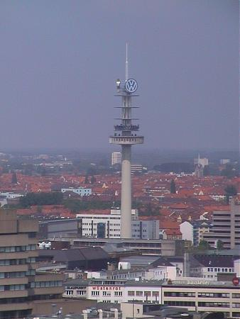 vw tower telemoritz hannover