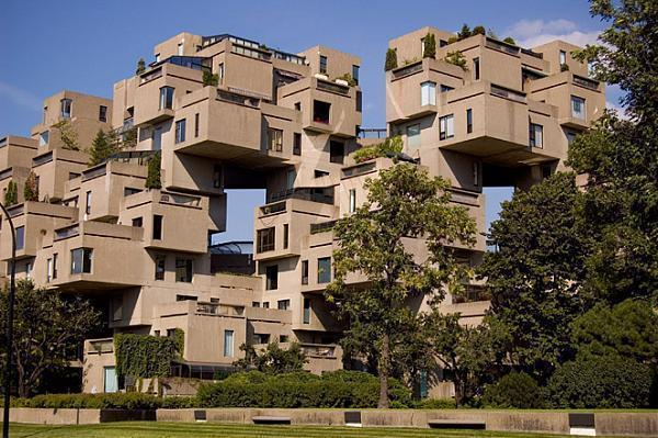 Habitat 67 Greater Montreal Area