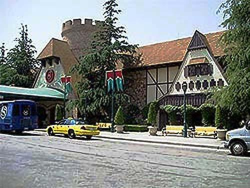 Majestic Garden Hotel Anaheim California