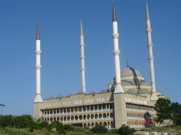 Taşoluk Yeşil Camii (Green Mosque) - Arnavutköy