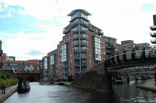 King Edward S Wharf Birmingham