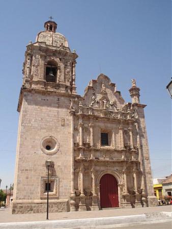 Iglesia de San Sebastián - Concordia